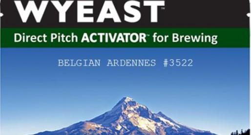 Lievito Wyeast 3522: la nostra esperienza