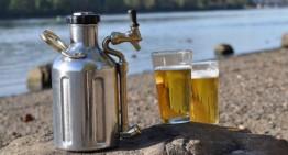 Arriva uKeg, il growler che preserva la birra