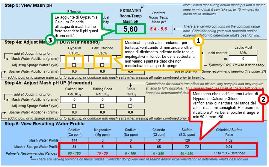 EZ Water Calculator - 2