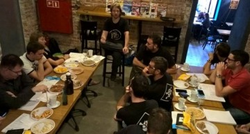 European Homebrewers Association: primi passi