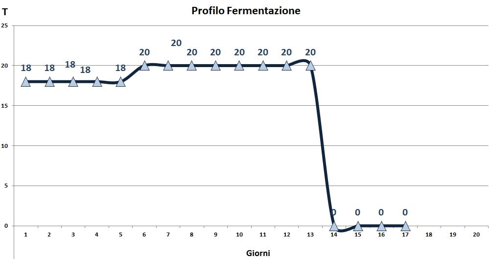 Best Bitter s-04 fermentazione