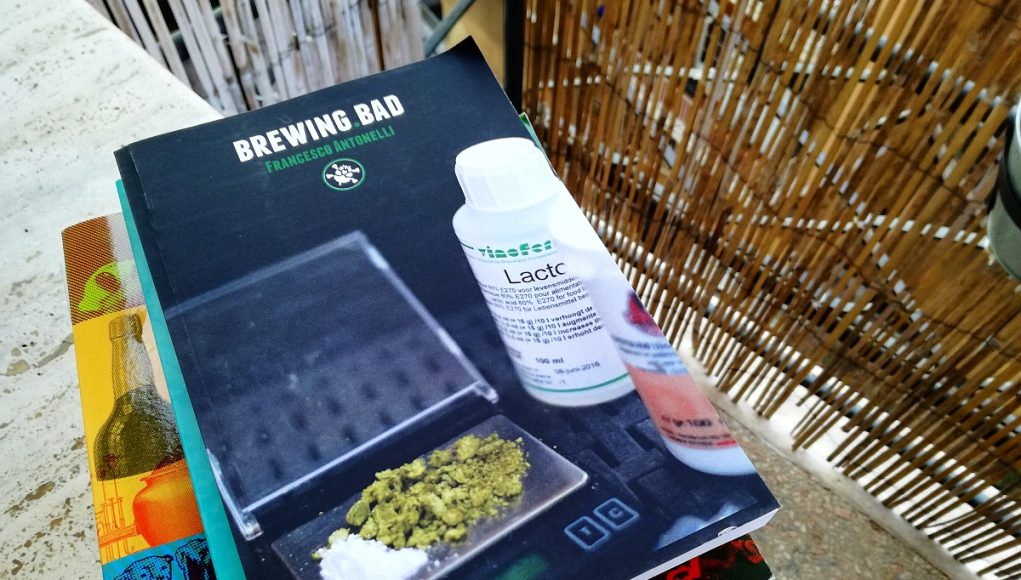 Brewing Bad il libro