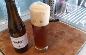 Red Alert American Red Ale Ricette