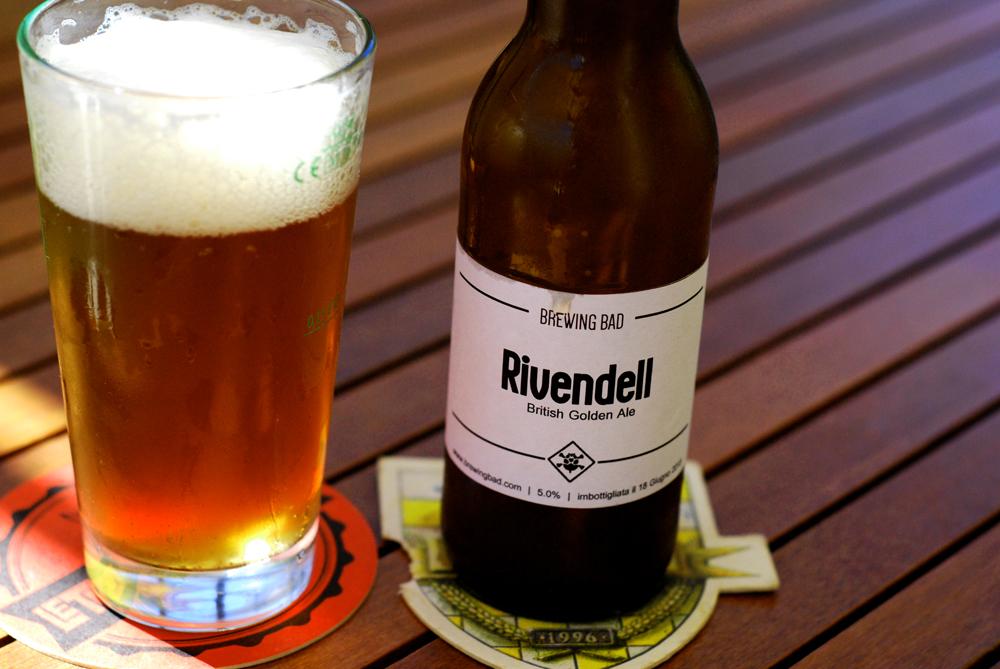 Rivendell British Golden Ale