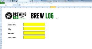 Brew Log