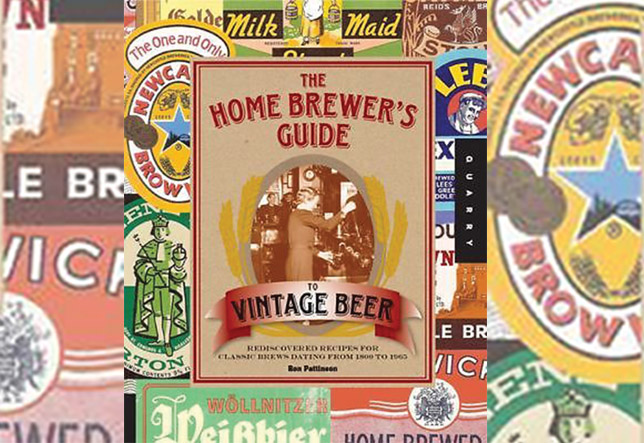 homebrewer guide vintage beer pattinson