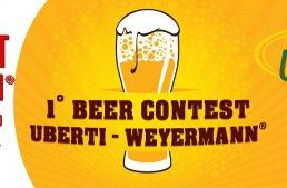 NEWS | 1° Beer Contest -Weyermann
