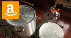 Amazon Attrezzatura Homebrewing