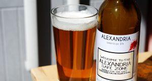 Alexandria American IPA ricetta