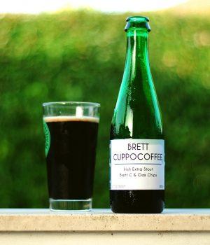 Oaked Brett Extra Stout ricetta