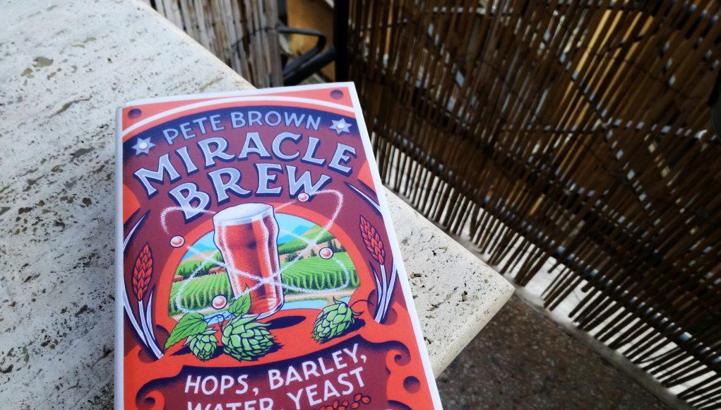 Miracle Brew Pete Brown Recensione