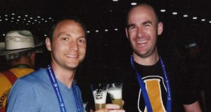 Scott Janish & Michael Tonsmieire