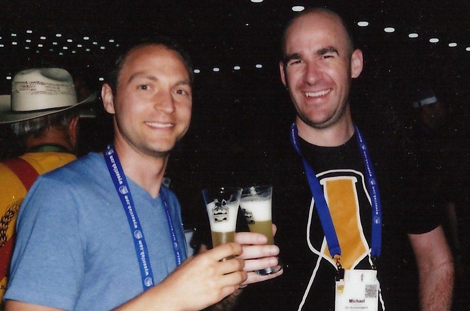Scott Janish & Michael Tonsmieire