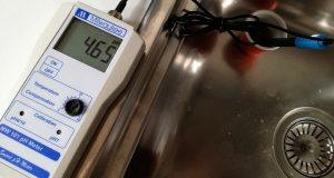 misurazione pH